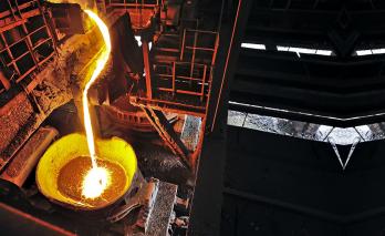 Küresel Ham Çelik Üretimi Şubatta Geçen Yıla Göre