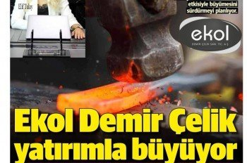 Yeni Şafak Gazetesi MÜSİAD Expo Röpörtajı