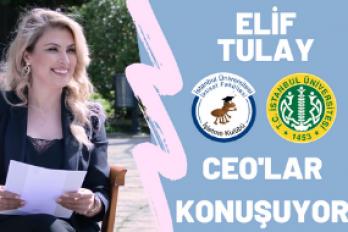 Ekol Demir Çelik A.Ş YKB Sn. Elif Tulay , İstanbul Üniversitesi İşletme Kulübü'nün düzenlediği CEO'lar Konuşuyor Programına Katılım Sağladı